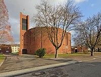 Schlebusch Alter Grenzweg Kirche Thomas Morus.jpg