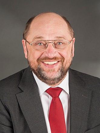 2009 European Parliament election - Image: Schulz, Martin 2047