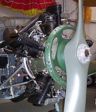 Shvetsov M-11 - Shvetsov M-11F