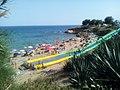 Scivolo d'acqua alla spiaggia di Avola.jpg