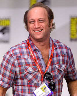 Scott Krinsky op Comic Con (2010) in San Diego