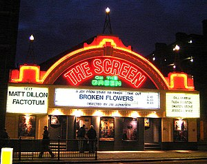 Islington Green - The green has given its name to the famous independent cinema.