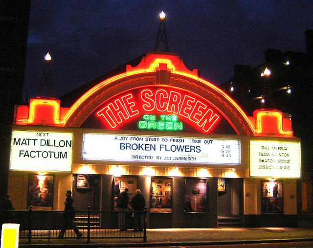 The Screen On The Green