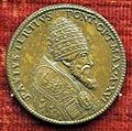 Scuola romana, medaglia di paolo III, 1549, 02.JPG