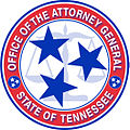 Seal of the Attorney General of Tennessee.jpg