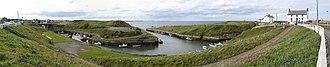 Seaton Sluice - Image: Seaton Sluice harbour