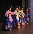Seattle - Korean Cultural Celebration 2007 dancers 01.jpg