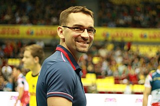 Sebastian Świderski Polish volleyball player