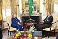 Secretary Clinton Holds a Bilateral With Saudi Foreign Minister al Faisal (5013858836).jpg