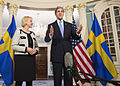 Secretary Kerry and Swedish Foreign Minister Wallstrom Address Reporters - 16394631181.jpg