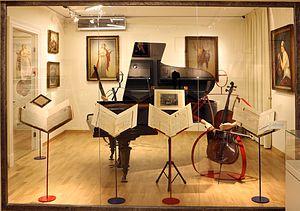 Philharmonic Society of Corfu - Section III of the Music Museum of the Corfu Philharmonic Society.