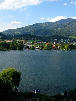 View from Millstätter See