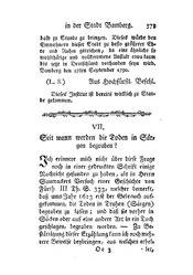 Seit wann werden die Toden in Särgen begraben?, S. 573-580