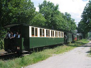 Selfkantbahn trein
