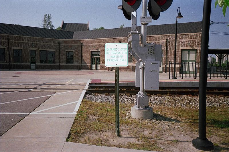 File:Selma Union Depot Handicapped Parking.JPG