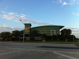 South Florida Bulls - Lee Roy Selmon Athletic Center.