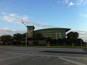 South Florida Bulls - Lee Roy Selmon Athletic Center.