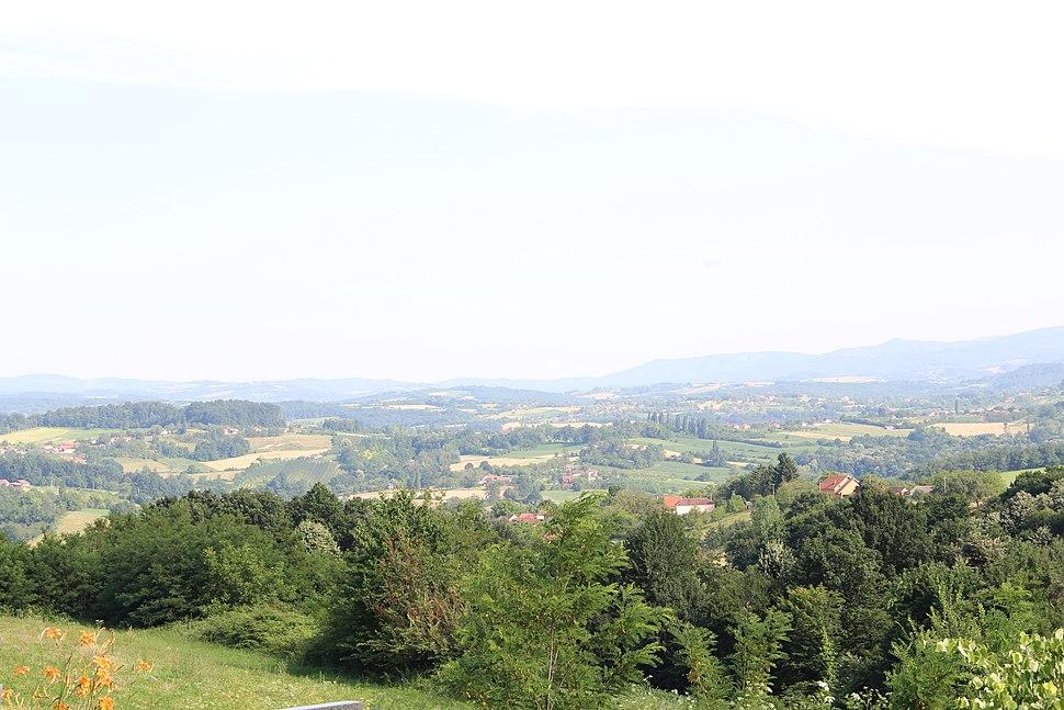 Selo Mrčić - opština Valjevo - zapadna Srbija - Panorama 32