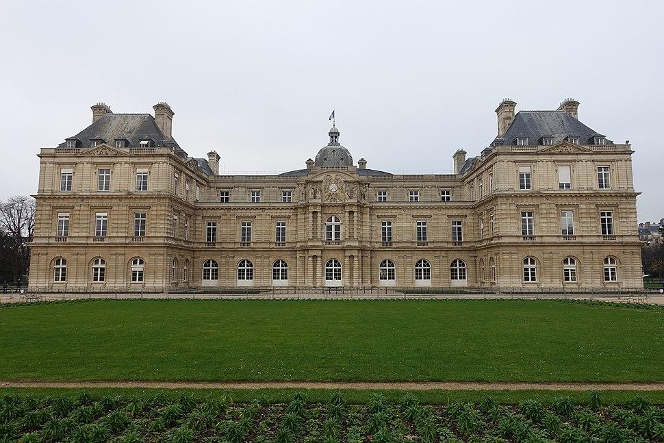 Senate @ Jardin du Luxembourg @ Paris (23764477852)