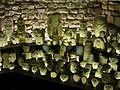 Senlis (60), musée d'art et d'archéologie, ex-voto du temple gallo-romain de la forêt d'Halatte, vue d'ensemble 15.jpg