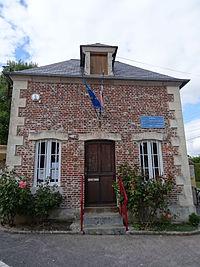 Sentilly (61) mairie.JPG