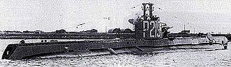 HMS Seraph (P219) - Image: Seraph