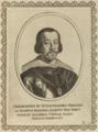 Serenissimus et Potentissimus Princeps ac Dominus Iohannes Quartus Rex Portugalliae et Algarbiae.png