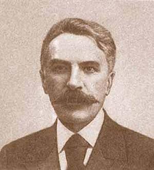 Sergey Andreyevsky - Sergey Andreyevsky in 1900s