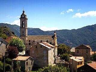 Sermano Commune in Corsica, France