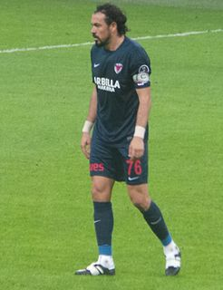 Servet Çetin Turkish footballer