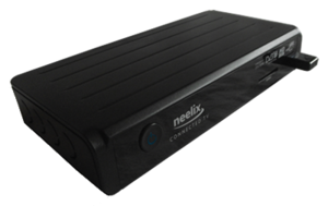Inview Technology - A set-top box with 'Inview Inside' which allows terrestrial TV and simultaneous internet connection.