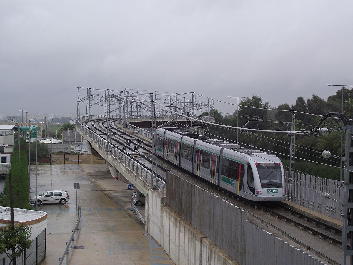 Seville Metro Wikipedia