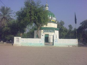 Sargodha - Mausoleum of Shah Shams Sherazi
