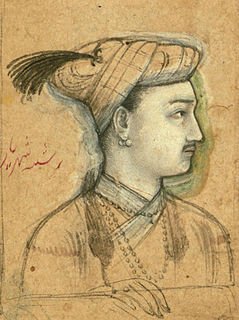 Shahryar Mirza Mughal Emperor