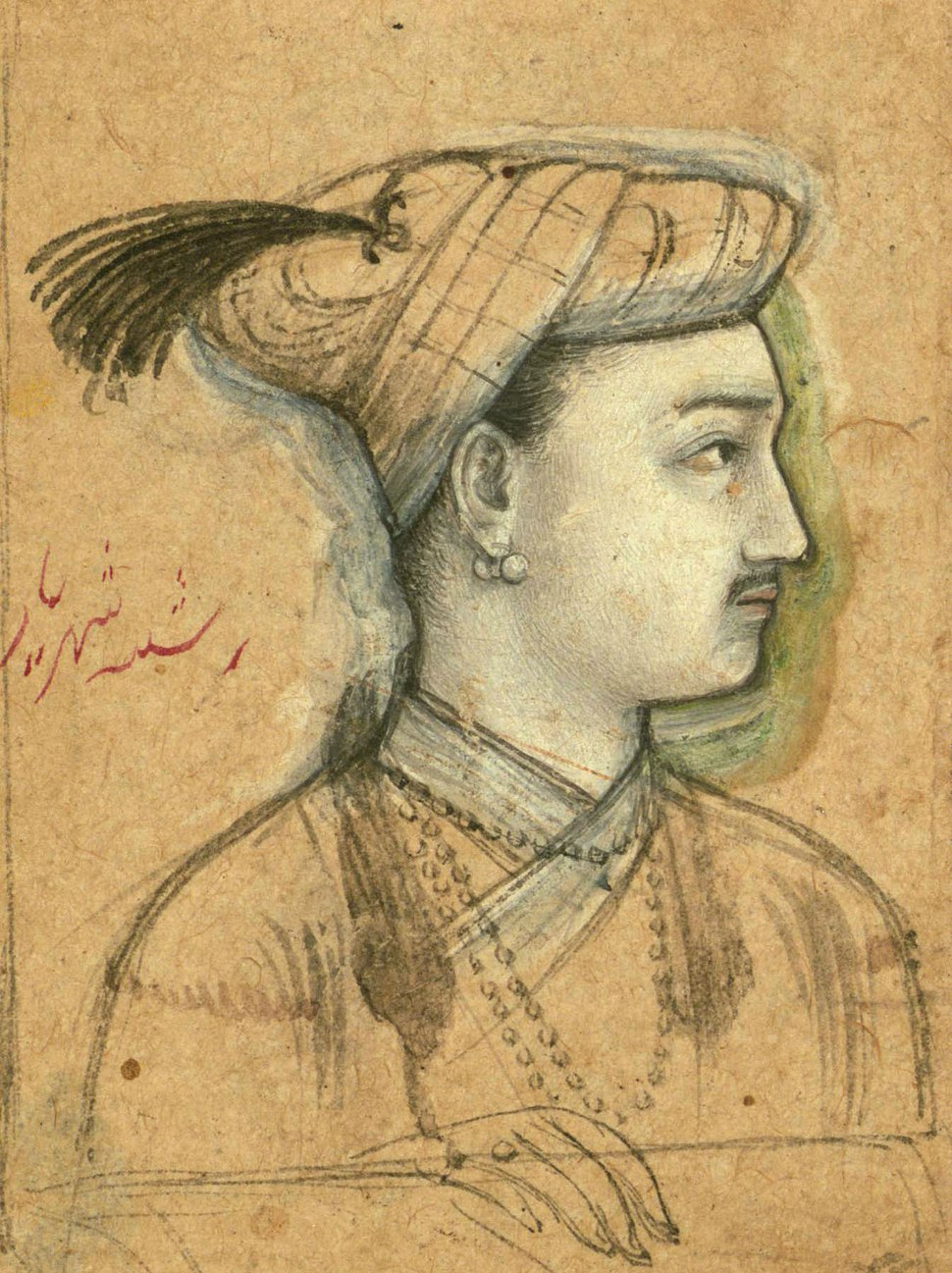 Shahriyar, Indian School of the 17th century AD