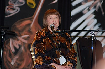 Picture of a band or musician: Sheila Jordan