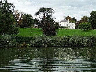 Shiplake - Shiplake House