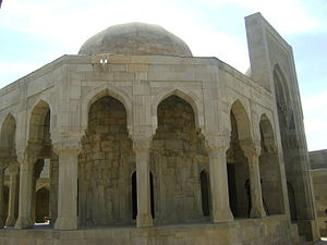 Architecture of Azerbaijan - Divankhana