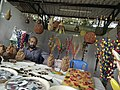 Shop selling from Lalbagh flower show Aug 2013 8682.JPG