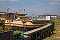 Shoreham-by-Sea houseboat 'Ethelwood', Riverside Moorings, West Sussex.jpg