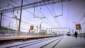 Shushary station platforms at winter.jpg