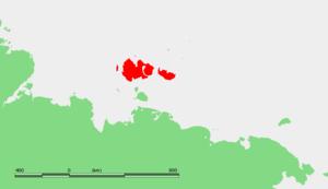 Anzhu Islands - Image: Siberia anzhu