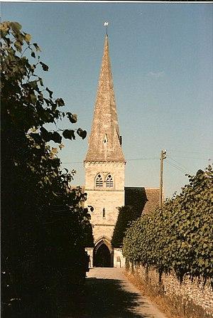 Siddington, Gloucestershire - Siddington Church