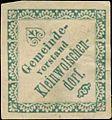 Siegelmarke Gemeindevorstand Kleinwolschendorf W0393709.jpg