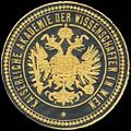 Siegelmarke Kaiserliche Akademie der Wissenschaften in Wien W0320814.jpg