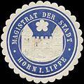Siegelmarke Magistrat der Stadt Horn i. Lippe W0392573.jpg