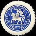 Siegelmarke Siegel der Stadt Culm W0259943.jpg