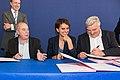Signature du plan Mixité dans le transport maritime, juillet 2014.jpg