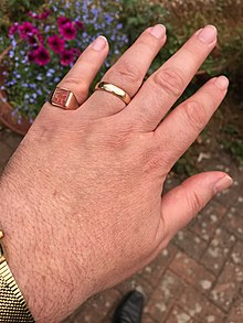 Little finger - Wikipedia