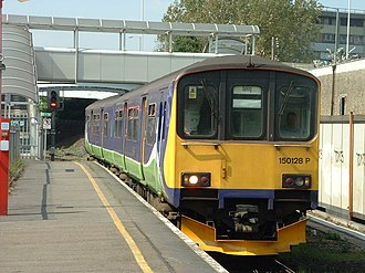 Silverlink - Image: Silverlink 150128 Barking